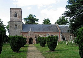 St James, Runcton Holme, Norfolk - geograph.org.uk - 315473.jpg