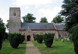Runcton Holme - Image: St James, Runcton Holme, Norfolk geograph.org.uk 315473