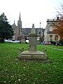 St James Church, Accrington, Graveyard - geograph.org.uk - 602796.jpg