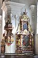 St Katharinenthal Seitenaltar rechts und Kanzel.jpg