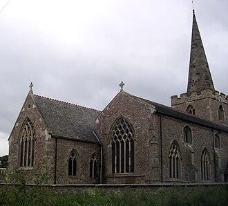 Broughton Astley - Saint Mary's Church