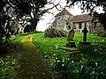 St Mary's church, Bepton - geograph.org.uk - 736181.jpg