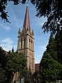 St Mary Magdalene Church, Sneyd Park - geograph.org.uk - 238975.jpg