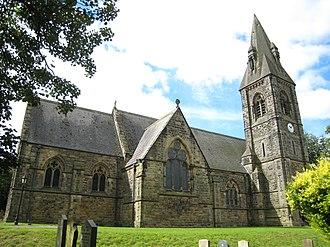 Arthington - Image: St Mary and St Abanoub Church 01 8 July 2017