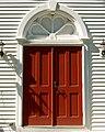 St Pauls Lutheran Church doorway Rhinebeck NY.jpg