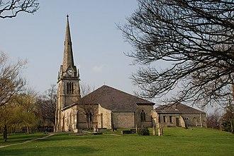 Bramley, Leeds - St Peter's Parish Church (Anglican)