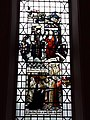 St Winefride's Church aisle stained glass, Holywell.jpg