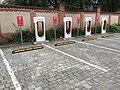 Stacja ładowania samochodów Tesla w Poznaniu.jpg