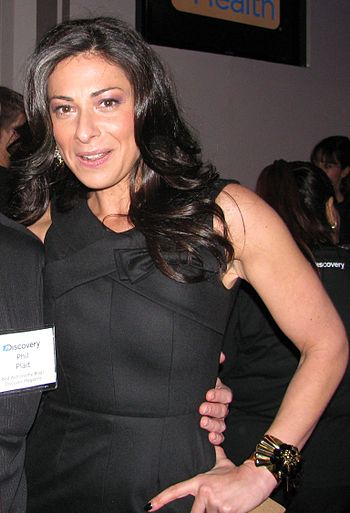 "English: Stacy London from ""What not to W..."