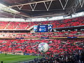 Stadion Wembley. Capital One Cup final.jpg