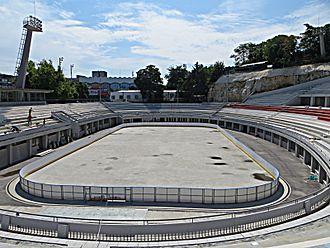 Tašmajdan Sports and Recreation Center - Stadion Tašmajdan