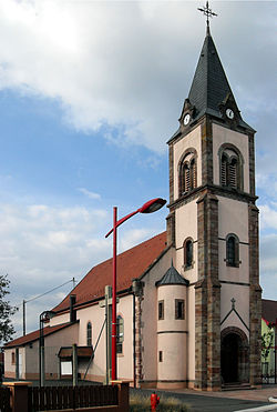 Staffelfelden, Église Saint-Gall 2.jpg