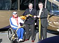 Stagecoach Hants & Surrey Goldline launch 5.JPG
