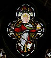 Stained glass window, St Michael's Church, Chester 4.jpg