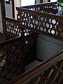 Stairwell with Wooden Railings - Ethnographic Museum - Gjirokastra - Albania (42362095512).jpg