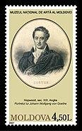 Stamp of Moldova 054