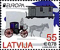 Stamps of Latvia, 2013-12.jpg