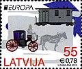 Stamps of Latvia, 2013-12.jpg