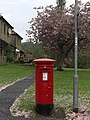 Standing by a lamppost ... - geograph.org.uk - 1290542.jpg