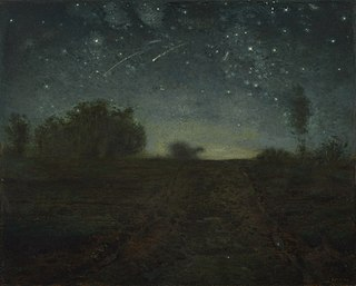 <i>Starry Night</i> (Millet)