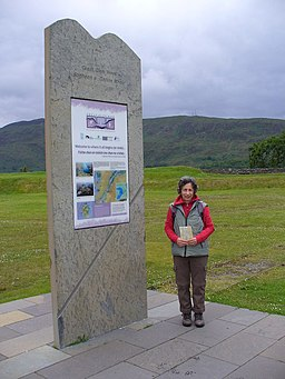Start of the Great Glen Way - geograph.org.uk - 888709