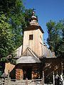 Stary kościółek p.w. Matki Boskiej Częstochowskiej i Św.Klemensa w Zakopanem.jpg