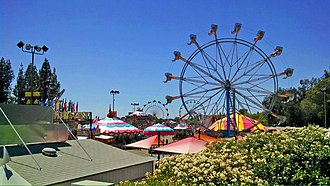 California State Fair - California State Fair, opening day 2014