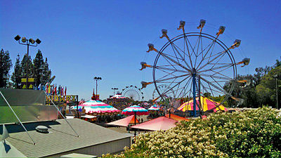 California state fair dates in Melbourne