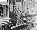 Statiebezoek van de Sjah aan Nederland, 2e dag, Prins Bernhard en ZKM de Sjah ko, Bestanddeelnr 910-3832.jpg