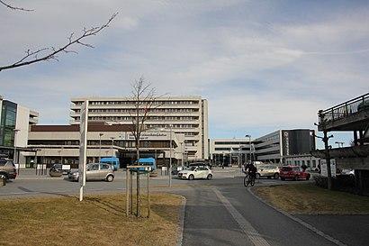 Hvordan komme seg til Stavanger Universitetssjukehus med offentlig transport - Om stedet