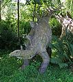 Stegozaur - Stegosaurus - JuraPark Baltow (1).JPG