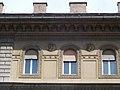 Stern house (1889). Heads (W). - 23 Teréz Boulevard, Budapest.JPG