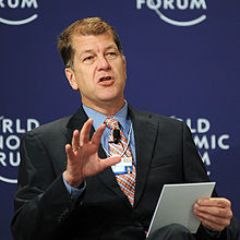 Steven Clemons - Annual Meeting of the New Champions Tianjin 2010.jpg