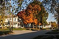 Stewartsville, Missouri - Northward View of Main Street.JPG