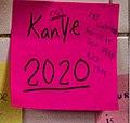 Sticky Note Therapy (31135998640) Kanye 2020.jpg