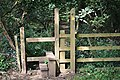 Stile on St Michael's Way Footpath - geograph.org.uk - 540439.jpg