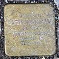 Stolperstein Dahlmannstr 15 (Charl) Martin Borchardt.jpg