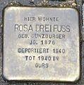Stolperstein Rosa Dreifuss Kehl.jpg