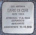Stolperstein für Dario Di Cori (Rom).jpg