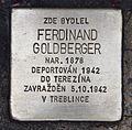 Stolperstein für Ferdinand Goldberger 2.JPG
