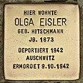 Stolperstein für Olga Eisler (Cottbus).jpg