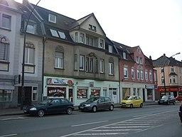 Kreisstraße in Selm