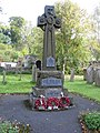 Stoney Middleton - War Memorial - geograph.org.uk - 986320.jpg
