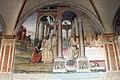 Storie di s. benedetto, 18 sodoma - Come Florenzo tenta di avvelenare Benedetto 01.JPG