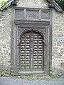 Storrington - Door in Brown's Lane - geograph.org.uk - 616063.jpg