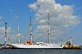 Stralsund, Hafen (2013-06-15), by Klugschnacker in Wikipedia (4).JPG