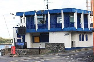 Strangford - Image: Strangford Ferry Terminal (13), August 2009