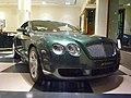 Streetcarl Bentley continental GT (6421846047).jpg
