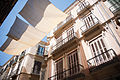 Streets of Málaga under cover of tents. Andalusia, Spain, Southeastern Europe-3.jpg