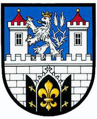 Stříbro - Image: Stribro (Tachov) Co A CZ